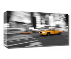 Canvastavla New York Taxi Cab
