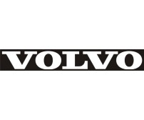Volvo dekal, passande Volvo L30B
