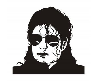 Michael Jackson Silhuette