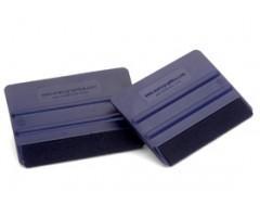 Monteringsskrapa Avery Blå med filt