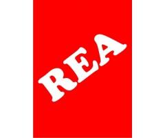 Poster REA i två storlekar